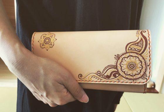 オンリーワンのお財布