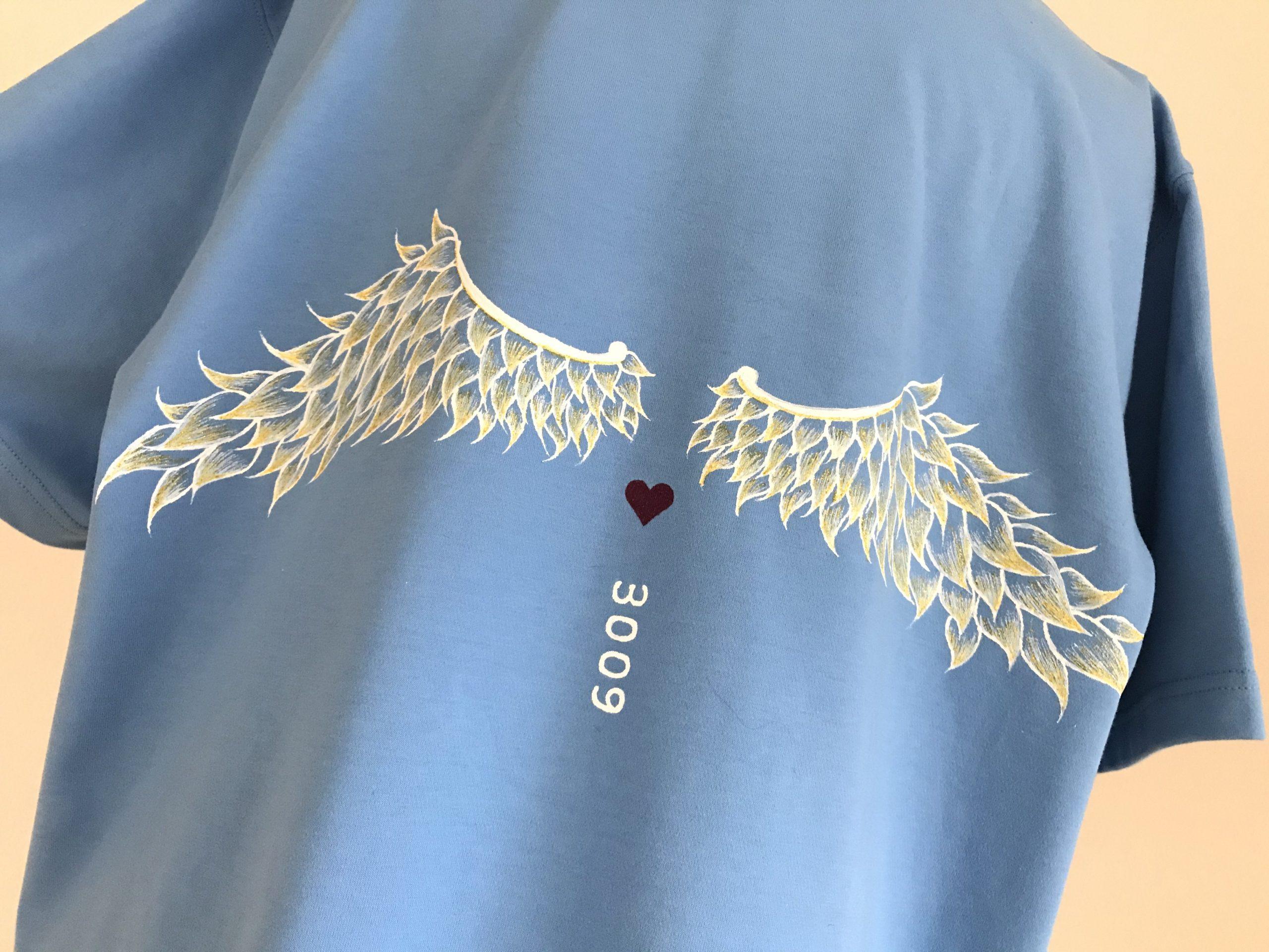 天使の羽のプレゼント